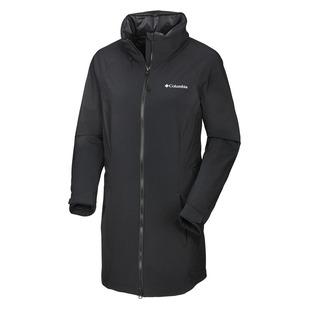 Cleveland Crest - Manteau softshell isolé pour femme