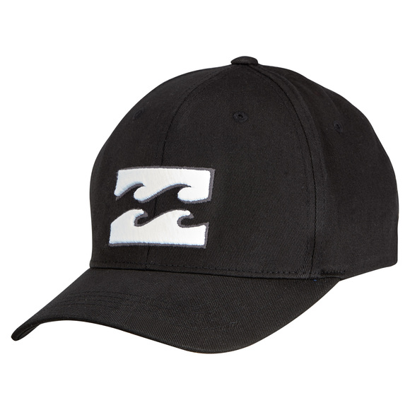 All Day Solid - Men's Stretch Cap