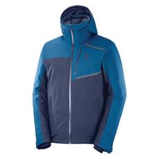 Strike - Manteau isolé pour homme