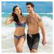 White - Boho Bliss - Women's Swimsuit Top - 2