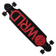 Urban - Longboard Pintail pour adulte  - 0