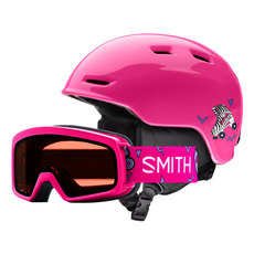 Rascal / Zoom JR. Combo - Kids' Winter Sports Helmet and Goggles