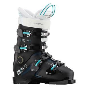 S/Pro X80 W CS - Bottes de ski alpin pour femme