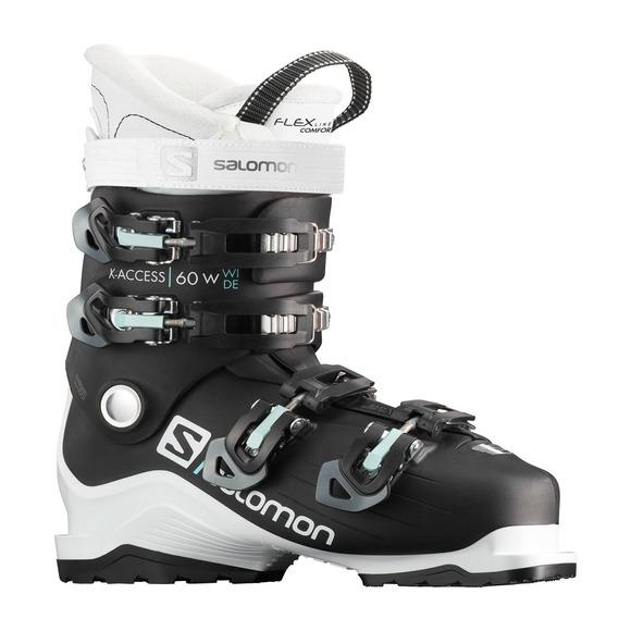 X Access 60 W Wide - Bottes de ski alpin pour femme
