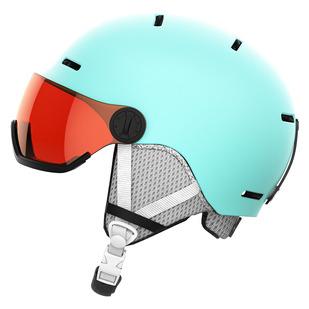 Grom Visor Jr - Junior Helmet with Integrated Windshield