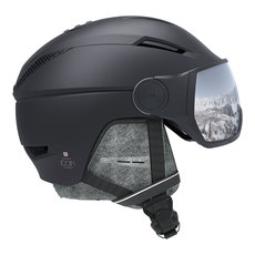 Icon² Visor - Women's Helmet with Integrated Windshield