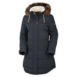Ellie JK - Women's Hooded Jacket