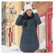 Ellie JK - Women's Hooded Jacket   - 2
