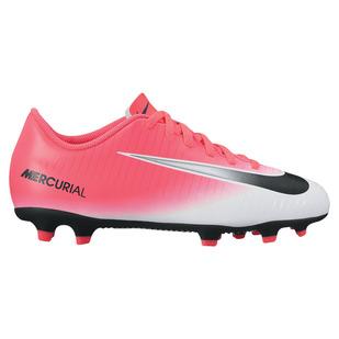 Mercurial Vortex III FG Jr - Chaussures de soccer extérieur