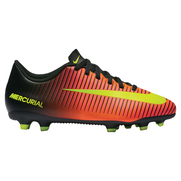 Mercurial Vortex III FG Jr - Outdoor Soccer Shoes