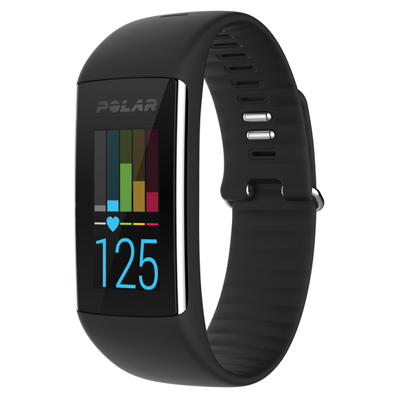 A360 - activity tracker with wrist-based heart rate