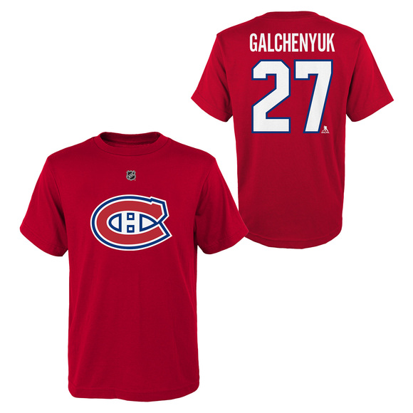 Player CA - Junior T-Shirt - Montreal Canadiens