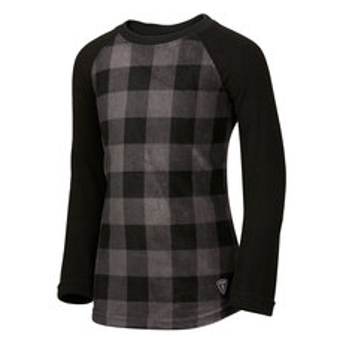 B3 Cozy Fleece - Haut de sous-vêtement pour junior