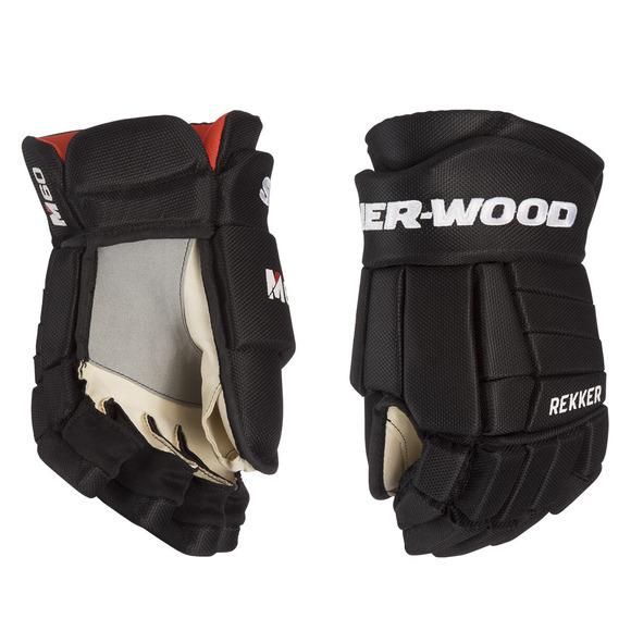 """Rekker M60 Y (9"""") - Youth Hockey Gloves"""