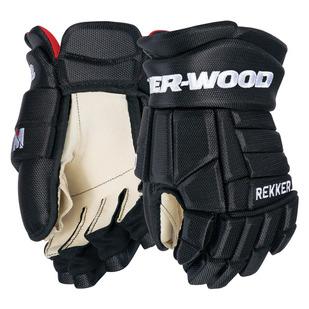 """Rekker M70 Sr (14"""") - Senior Hockey Gloves"""