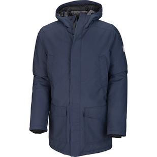 Watson - Manteau isolé à capuchon pour homme