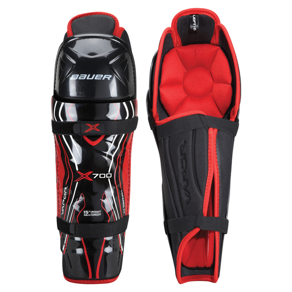 Vapor X700 Jr -  Junior Hockey Shin Guards