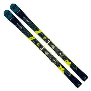 React R8 HP/NX 12 GW B80 - Men's Carving Alpine Skis