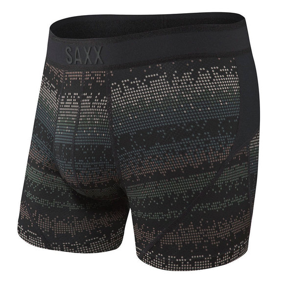 Kinetic - Men's Fitted Boxer Shorts