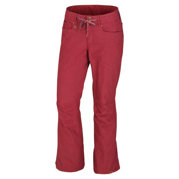 Woodrun - Pantalon isolé pour femme