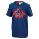 Testa Graphic - Boys' Training T-Shirt - 0
