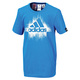 Testa Graphic - Boys' Training T-Shirt - 0