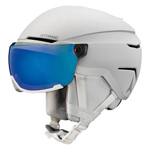 Savor Visor Stereo - Casque à visière intégrée pour homme