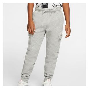 Sportswear Club Jr - Pantalon en molleton pour garçon