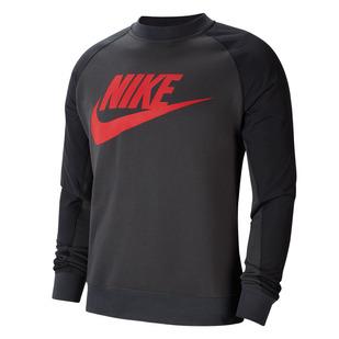 Sportswear - Men's Fleece Sweatshirt