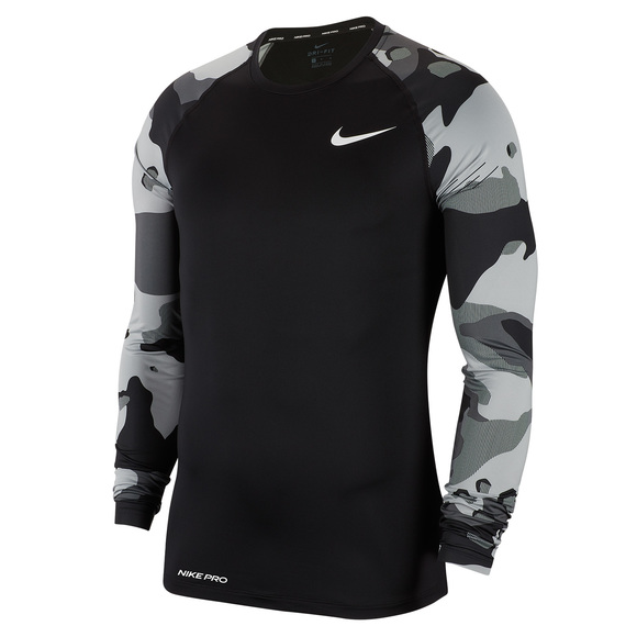 Pro - Men's Athletic Long-Sleeved Shirt