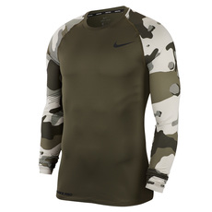Pro - Men's Athletic Long-Sleeved Shirt