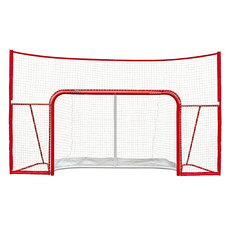 "HN72PF2017S10SG - Street Hockey Net (72"") with Accessories"