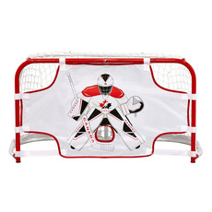Proform Mini Quiknet - Hockey Mini Goal Set with Shooting Target