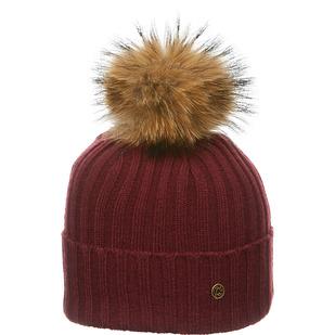 Colorado Fur Pom - Adult Beanie