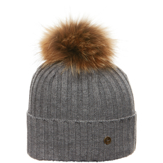 Colorado Fur Pom - Tuque pour adulte