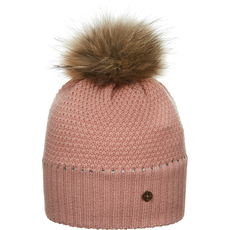 Delphine Fur Pom - Adult Tuque