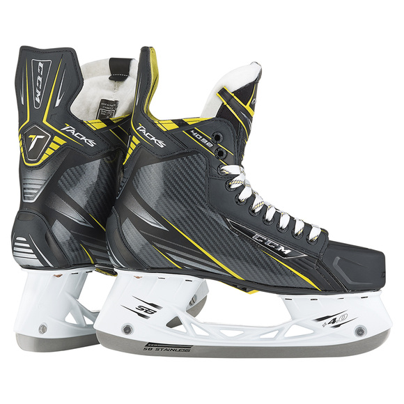 Tacks 4092 - Patins de hockey pour senior