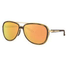 Split Time Prizm Rose Gold Iridium Polarized - Women's Sunglasses