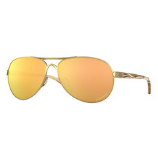 Feedback Prizm Rose Gold Iridium Polarized - Women's Sunglasses