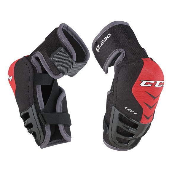 Quick Lite 230 - Protège-coudes de hockey pour junior