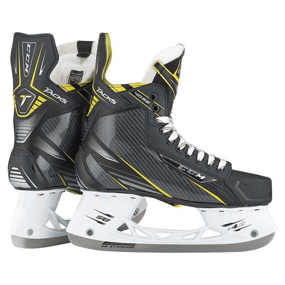 Tacks 4092 Jr - Patins de hockey pour junior