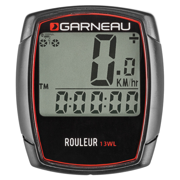 Rouleur 13WL - 13-function Wireless Cyclometer