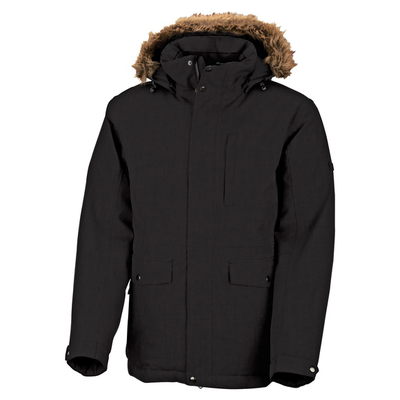 Alesund - Men's Down Hooded Jacket