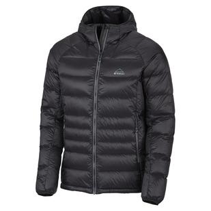 Patos II - Men's Down Hooded Jacket