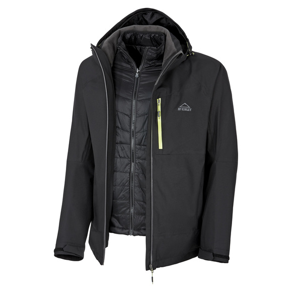 Avoca - Men's 3 in 1 Winter Jacket