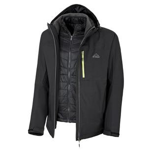 Avoca - Men's 3 in 1 Winter Jacket