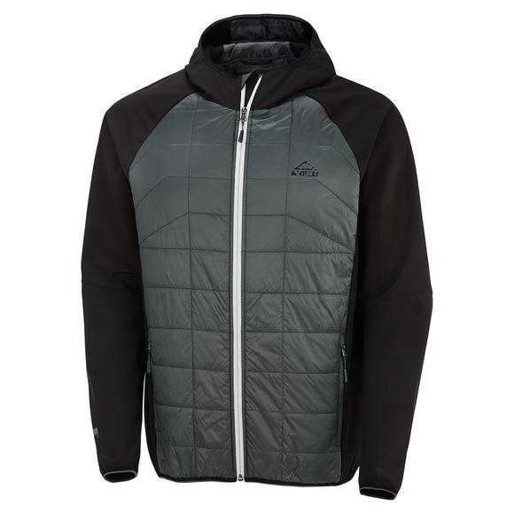 Cowra - Manteau softshell à capuchon pour homme