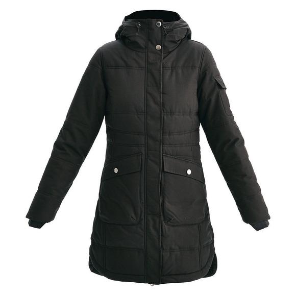 Rosiane - Manteau isolé pour femme