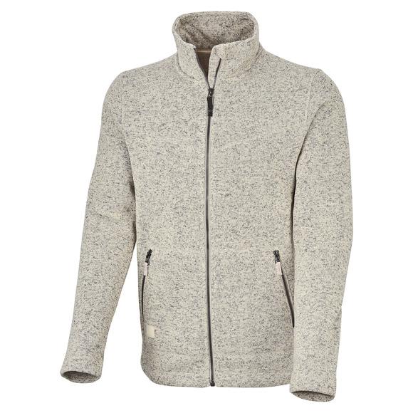 Kipapa - Blouson en laine polaire pour homme
