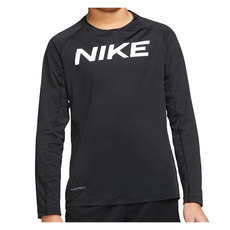 Pro Jr - Boys' Athletic Long-Sleeved Shirt